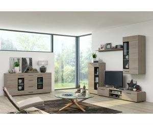 Luxusní a levné obývací stěny.