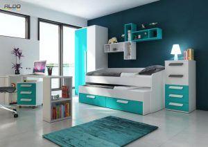 Modrý pokoj pro kluka