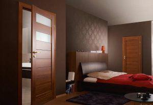 Vnitřní dveře do ložnice