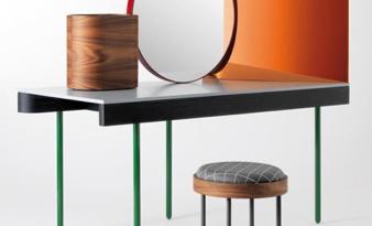 Moderní toaletní stolek