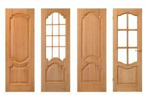 Masivní dveře