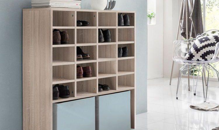 Moderní botník na boty