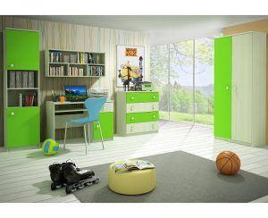 Moderní dětský pokoj pro kluky