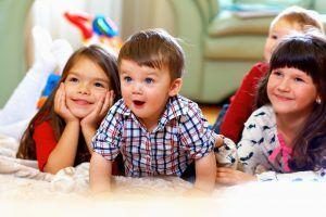praktické dětské pokoje