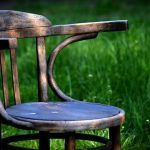 Renovovaná židle