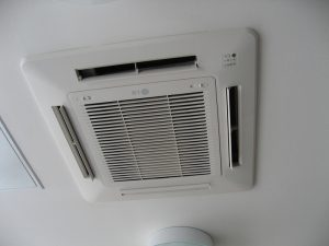 Kazetová klimatizace