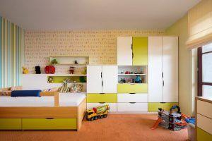 Moderní pokoj pro dítě