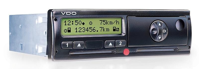 Digitální tachografy