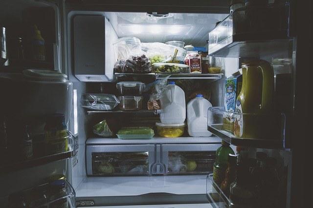 Chladničky elektrolux