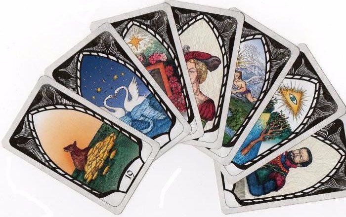Nechte si vyložit karty