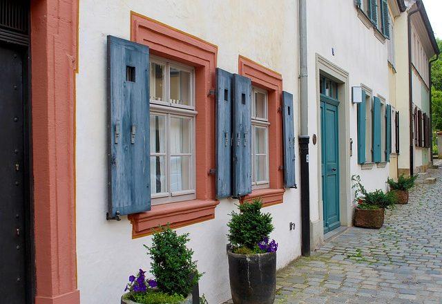 Okna ze dřeva