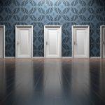Umělé dveře