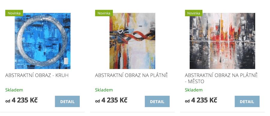 Produkty obrazyzbali.cz