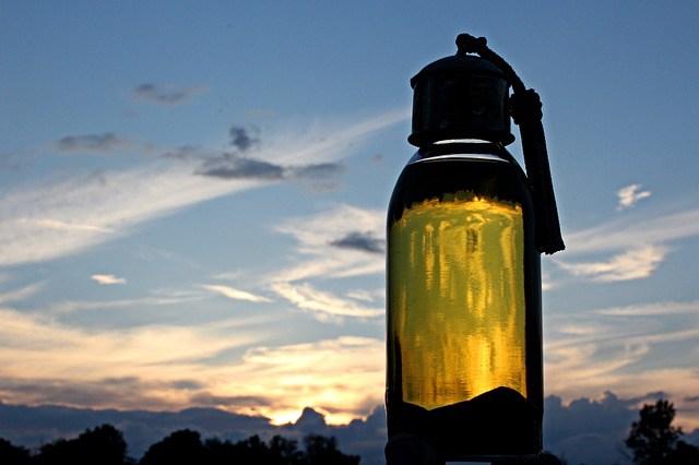 Čistý arganový olej